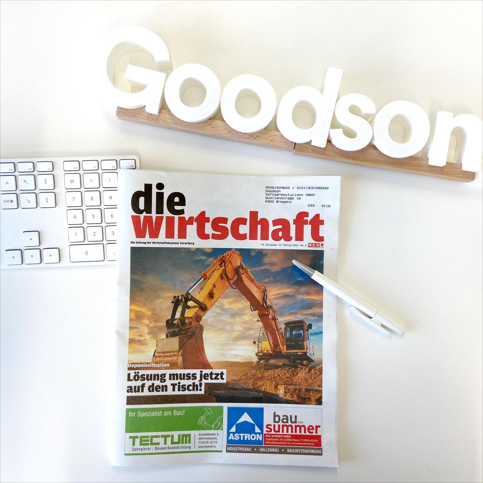 Die Wirtschaft Magazin