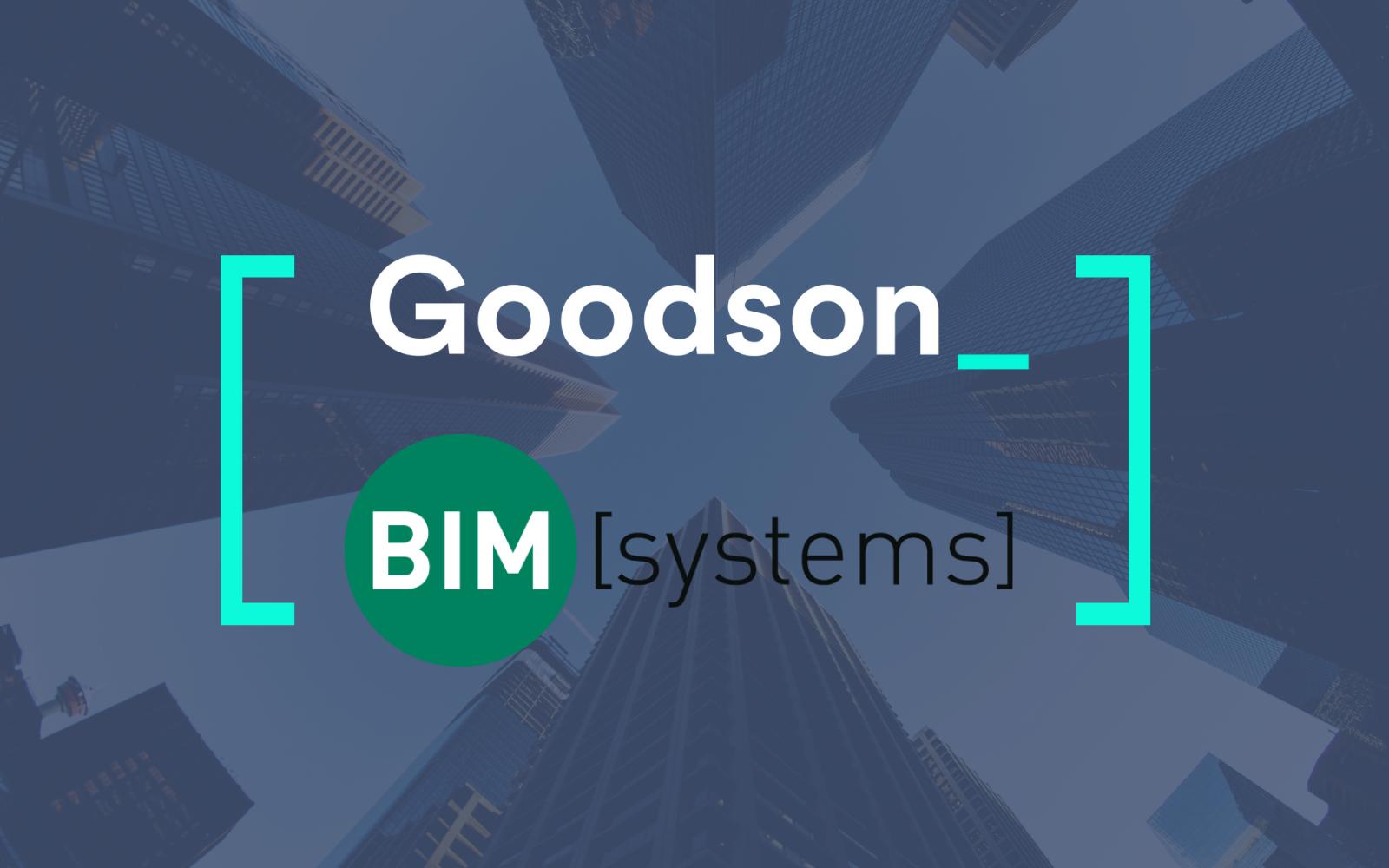 Goodson kooperiert mit BIMsystems