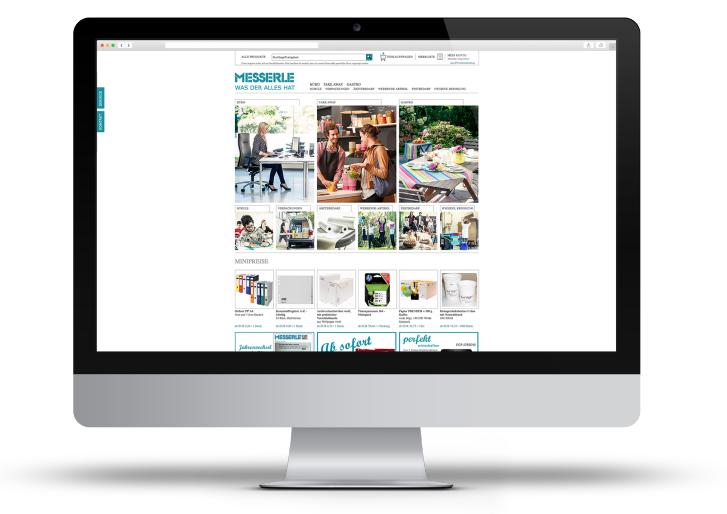 Messerle Webshop